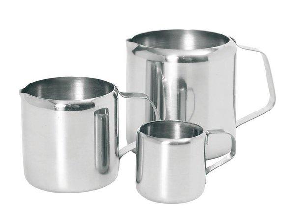 Hendi Roomkannetje | Stainless steel | 0.03 Liter | 35x35mm