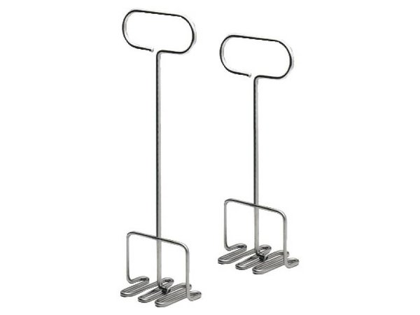 Hendi Food Stamper stainless steel 130x355 mm - heavy solid performance