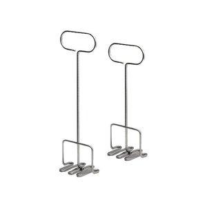 Hendi Food Stamper stainless steel 180x600 mm - heavy solid performance