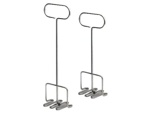 Hendi Food Stamper stainless steel 180x770 mm - heavy solid performance