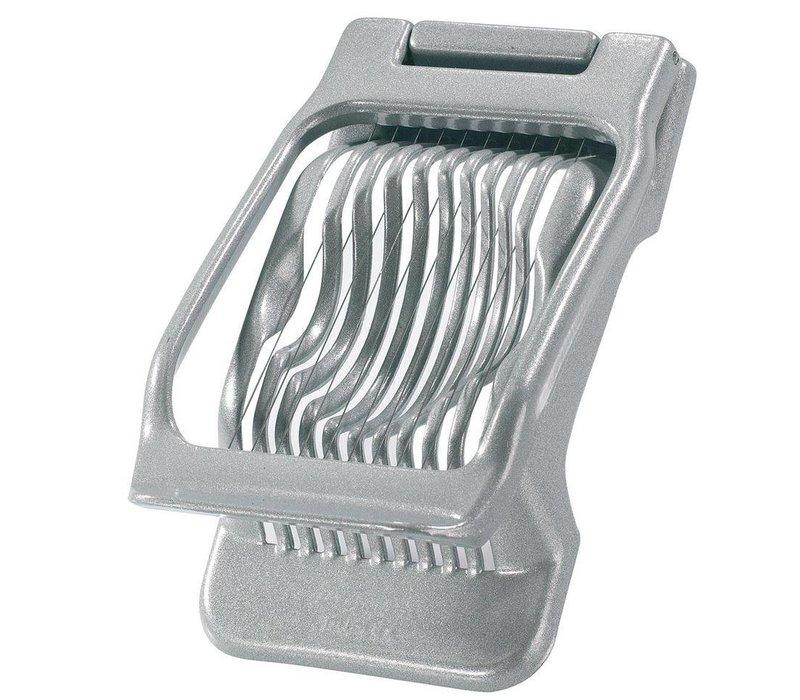 Hendi Eiersnijder Aluminium | Rechthoekig | 130x85mm