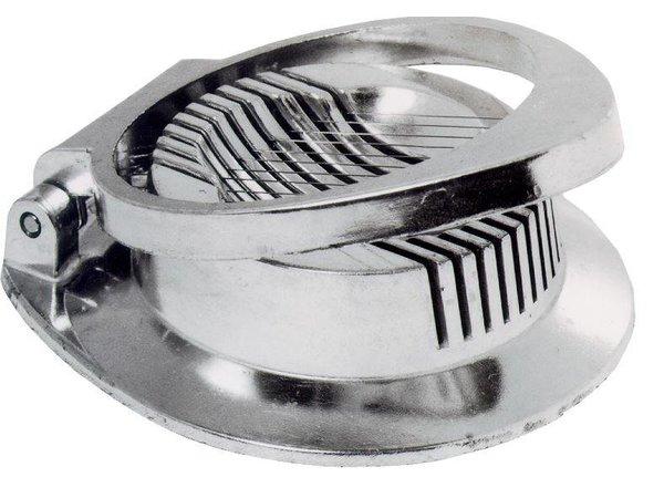 Hendi Egg Cutter Oval | Aluminium | 120x115mm