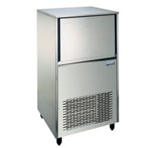 Diamond Ijsblokjesmachine 55kg/24 uur RVS - Opslag 30KG - Hol