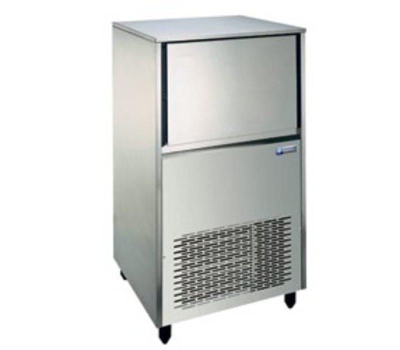Diamond Eismaschine 55kg / 24 RVS - Storage 30KG - Hol