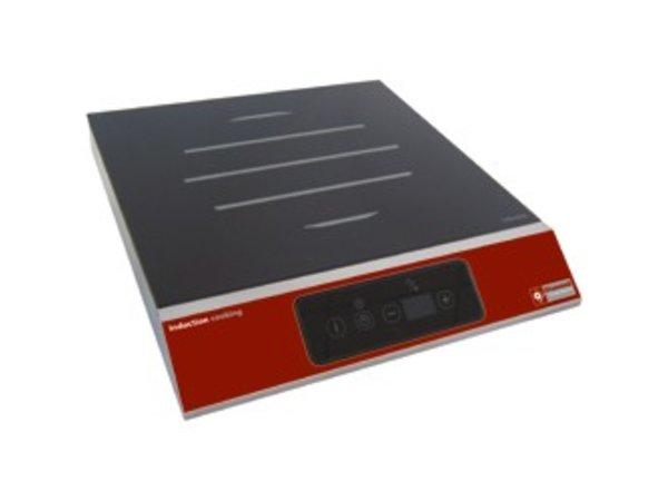 Diamond Inductie kookplaat - 39x45x(h)7,2 - 3000W/230V