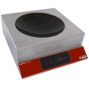 Diamond Induction wok Prof - 39x43x (h) 16 - 3500W / 230V
