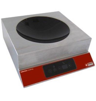 Diamond Induktions-Wok Prof - 39x43x (h) 16 - 3500W / 230V