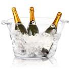 Hendi Champagne Cooler Transparent - Party Tub - 47x29x23 (h) cm - DELUXE