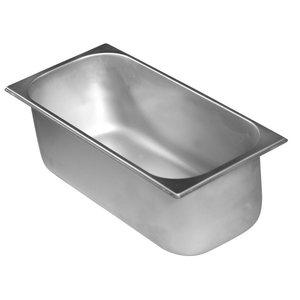 Hendi Edelstahl Eiskübel | 6,5 Liter | 360x165x (H) 150mm
