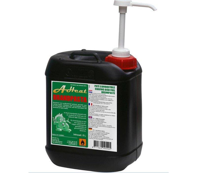 Hendi Dispenser 280 mm - for can / bucket burning paste