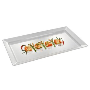 Hendi Plateau Rectangle | Melamine | 495x270x (H) 56mm