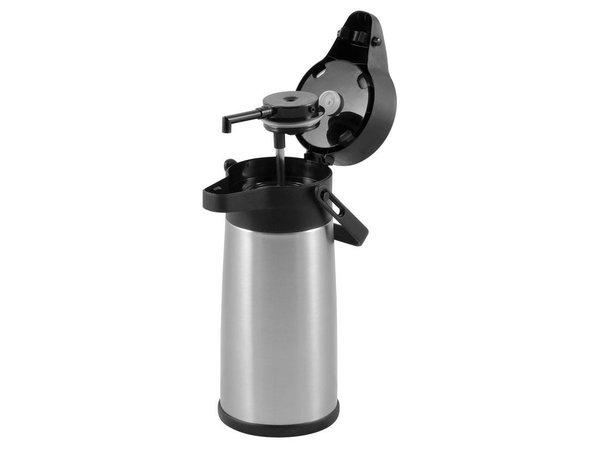 Hendi Pompkan Airpot RVS 2,2 Liter
