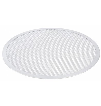 Hendi Pizza Plaat - Stevige Constructie - Aluminium - Ø230 mm