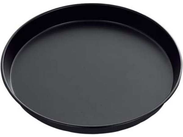 Hendi Pizzablik - Uniforme Hitteverdeling - Blauwstaal - Ø200x(h)25 mm