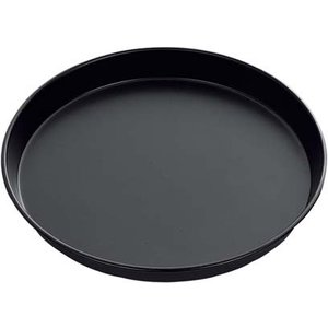 Hendi Pizzablik - Uniforme Hitteverdeling - Blauwstaal - Ø260x(h)25 mm