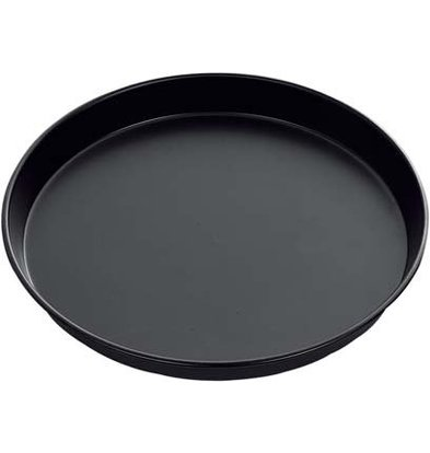 Hendi Pizza Blick - gleichmäßige Wärmeverteilung - Blau Sprache - Ø280x (h) 25 mm