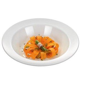 Hendi Pasta Schaal Rond | Melamine | Ø380x(H)90mm
