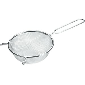 Hendi Pass Sieve stainless steel 220x390 mm - with wire handle