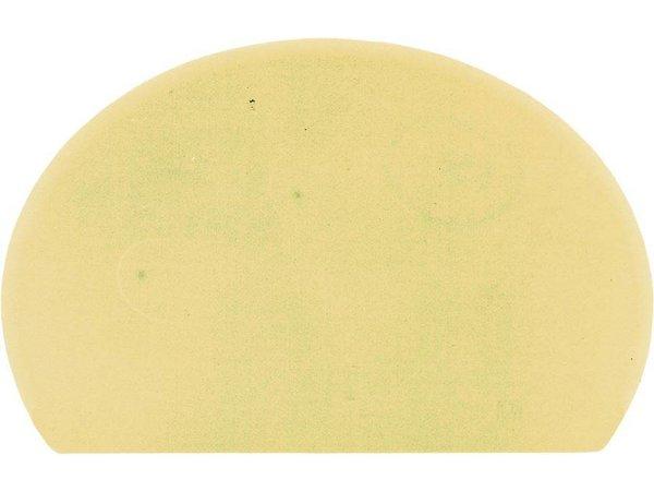 Hendi Dough scraper PP | Around half Set 6 | 120x88mm
