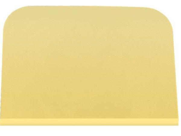Hendi Deegschraper PP  | Rechthoekig Set 6 | 120x96mm