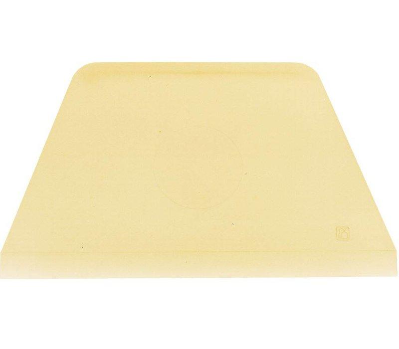 Hendi Dough scraper PP   Keystone set 3   216x128mm