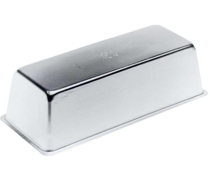 Hendi Cake Form 300x110x75 mm - rectangular aluminum
