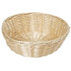Hendi Bread basket round poly rattan - 200x (H) 65 mm