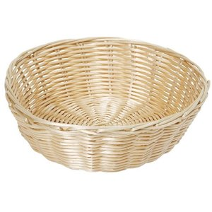 Hendi Bread Basket Round - Poly Rattan - 3 Pieces - 200x (H) 65mm