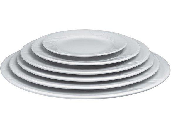 Hendi Board flat - 200x22 mm - Karizma - White - Porcelain