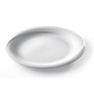 Hendi Bord - Plat - 210x20 mm - Exclusiv - White - Porcelain