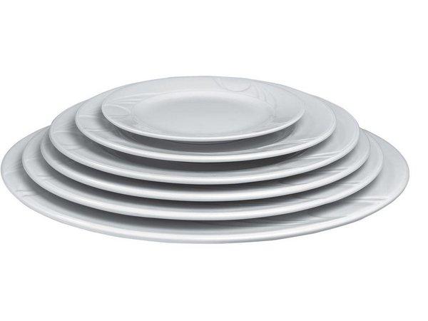 Hendi Board flat - 240x23 mm - Karizma - White - Porcelain