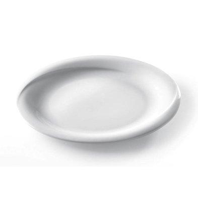 Hendi Board flat - 250x25 mm - Exclusiv - White - Porcelain