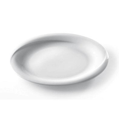 Hendi Board flat - 270x25 mm - Exclusiv - White - Porcelain
