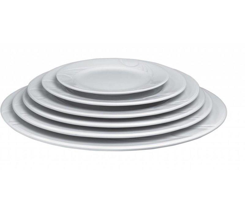 Hendi Board flat - 280x25 mm - Karizma - White - Porcelain