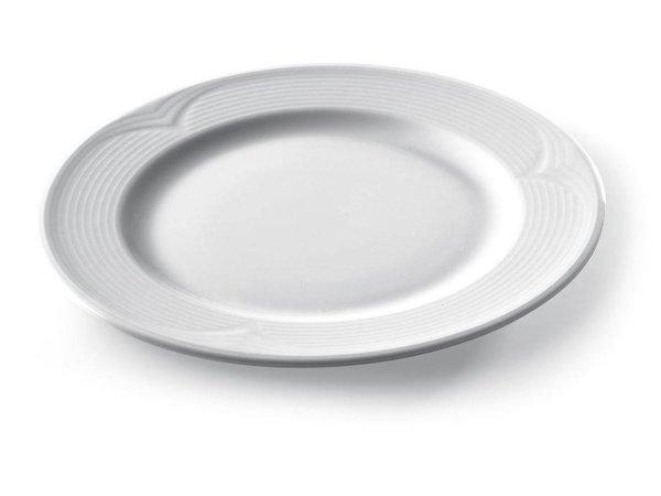 Hendi Board flat - 300x25 mm - Saturn - White - Porcelain