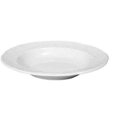 Hendi Board deep - 240x37 mm - Flora - White - Porcelain