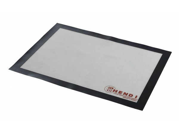 Hendi Silicones   Baking Mat 530x325mm