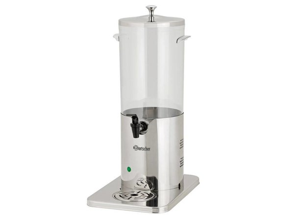 Bartscher Beverages dispenser DTE5, Thermoelectric cooling