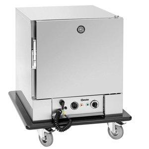 Bartscher Banquet trailer   5x2 / 1GN   0 ° C to 90 ° C   650x780x (H) 920mm