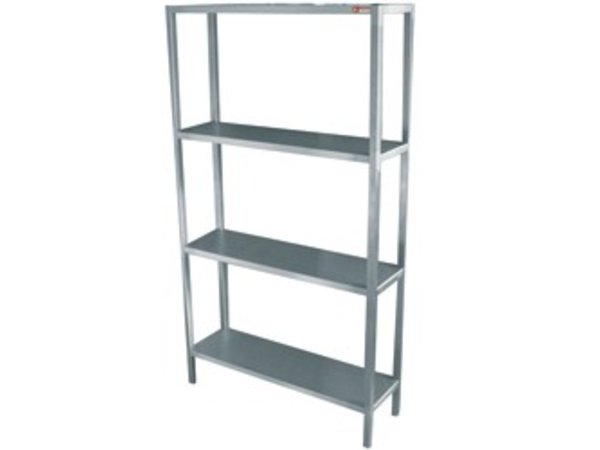 Diamond Racks with 4 levels 1600x400x1800 (h)