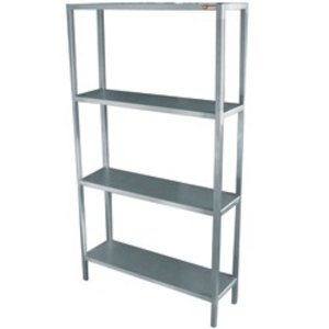 Diamond Racks with 4 levels 2000x400x1800 (h)