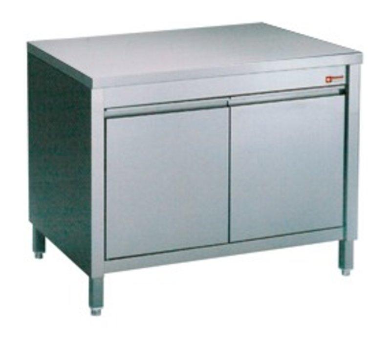 Diamond Cupboard with 2 Swing doors   800x700x (H) 900mm
