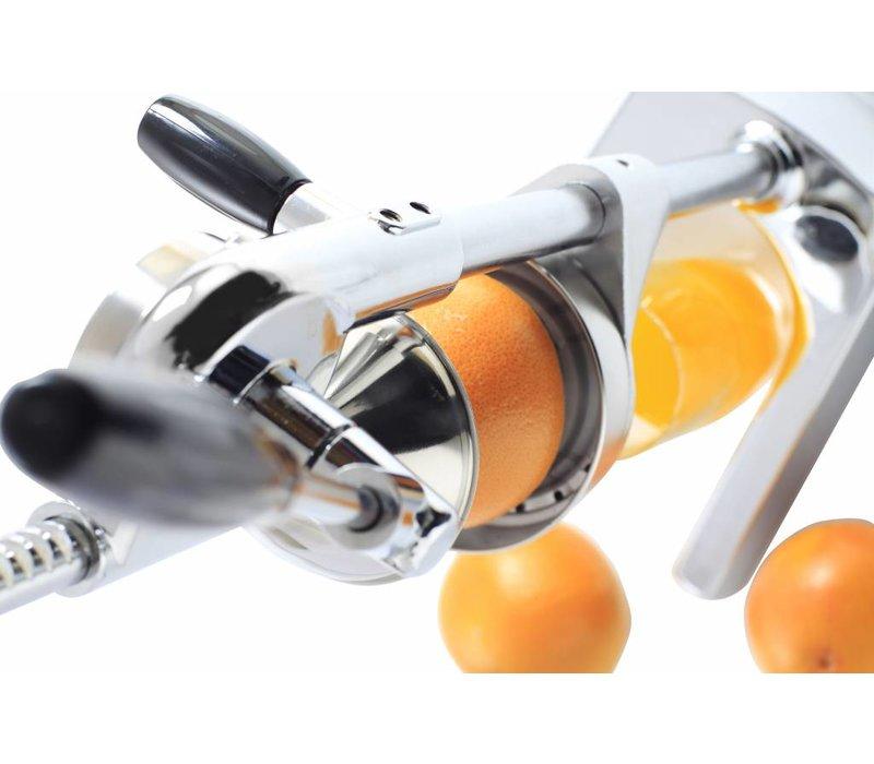 Hendi Citruspers Hevelmodel Economic - Verchroomd - 225x180x(H)510mm