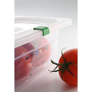 Hendi Cover stock box PP plastic GN 1/3