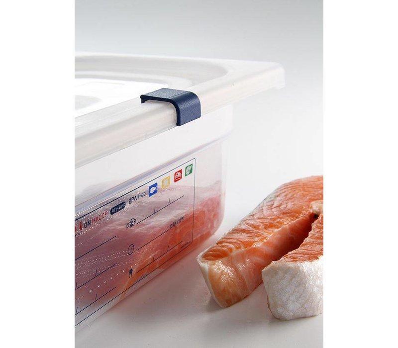 Hendi Cover stock box PP plastic GN 1/1