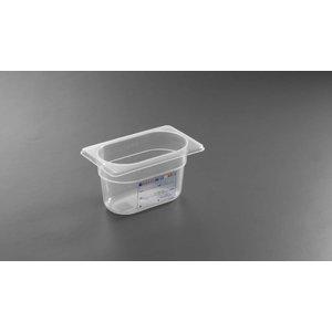 Hendi Stock Box PP plastic GN 1/9 65 mm