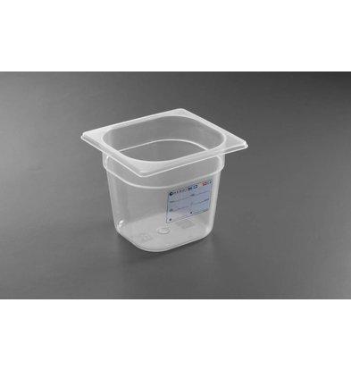 Hendi Auf Box PP-Kunststoff GN 1/6 65 mm