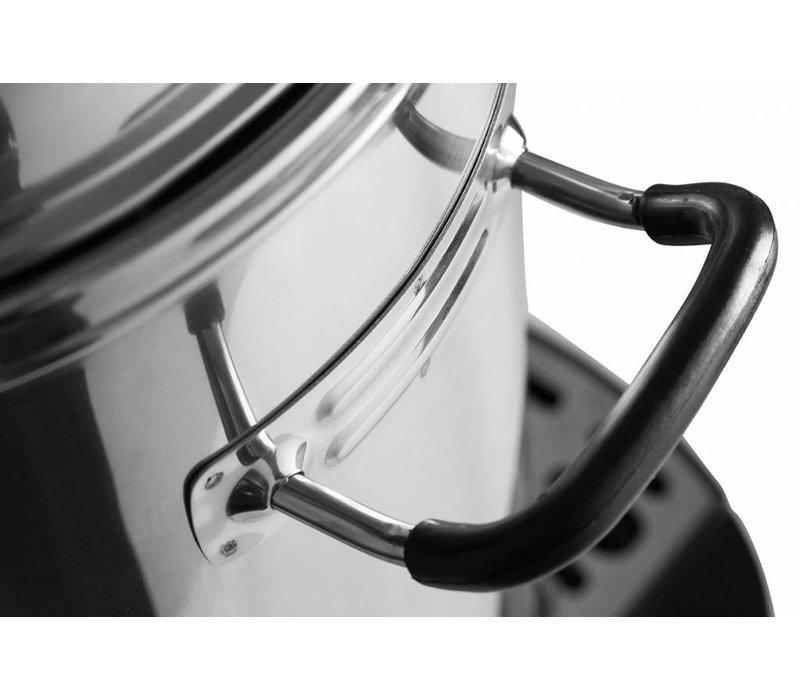 Hendi Doppelwandigen Edelstahlkocher | Mit Cup Serien- | Ø288x (H) 530mm | 78 Cups | 10 Liter