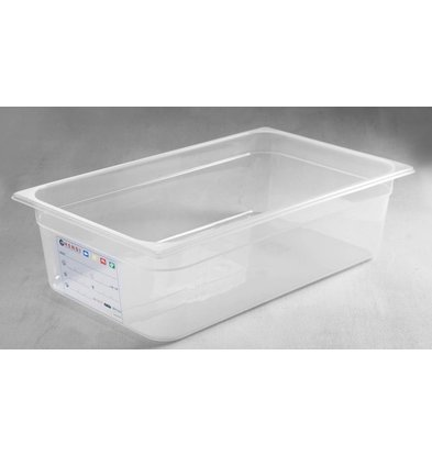 Hendi Auf Box PP-Kunststoff GN 1/1 200 mm