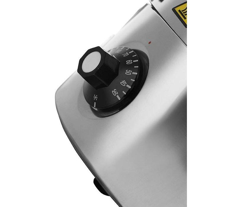 Hendi Heiße Getränke Kesselstahl | Einwandiges | Hahn | 30 Liter